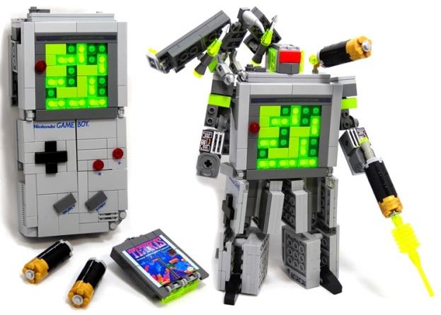 GB Transformers