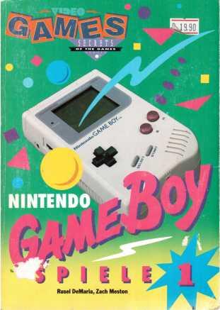 Gameboy Spiele 1