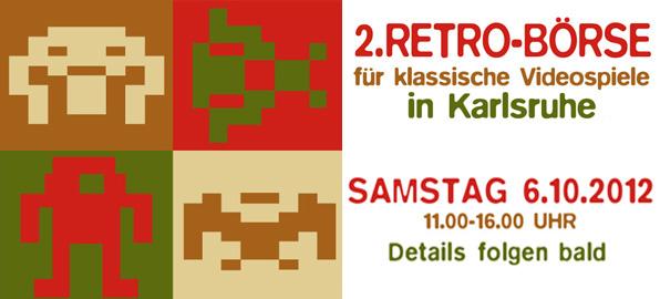 Retrobörse Karlsruhe 2012