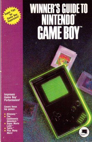 Winners Guide Game Boy