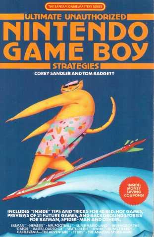 Nintendo Game Boy Strategies