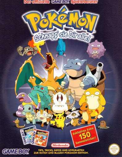 Pokemon rot und blau Spieleberater