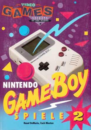 Gameboy Spiele 2