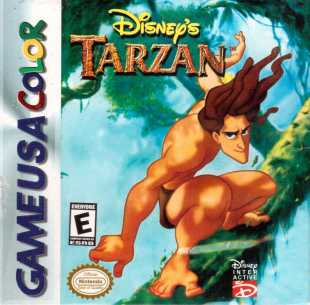 Tarzan Vorderseite Fake