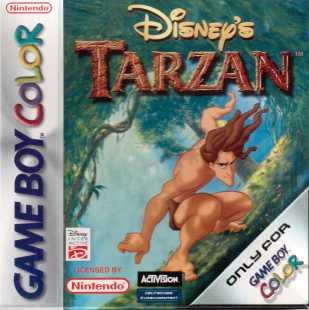 Tarzan Vorderseite Original