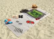 Beach Boy Towel 2
