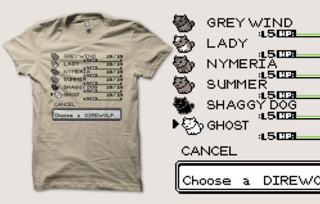 Choose a Direwolf