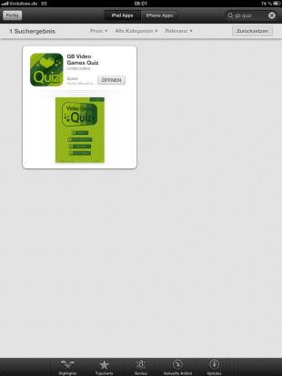 GB Quiz App 08