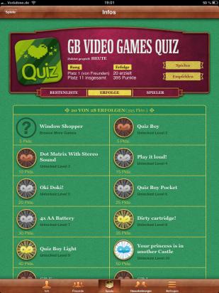 GB Quiz App 09