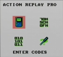 Action Replay Pro 3