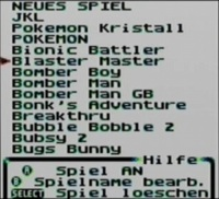 Blaze XPloder GB 3