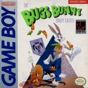 Bugs Bunny Crazy Castle Cover