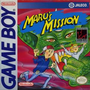 Marus Mission Cover
