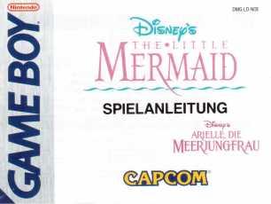 Aufgedeckt Little Mermaid 1