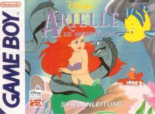 Aufgedeckt Little Mermaid 2