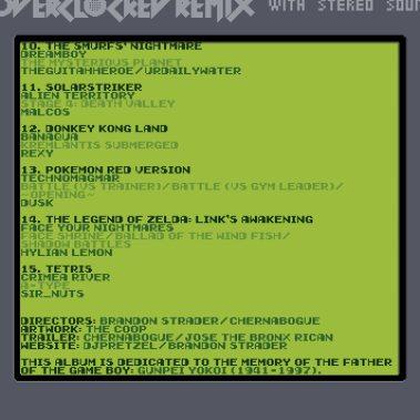 OC Remix Back 2