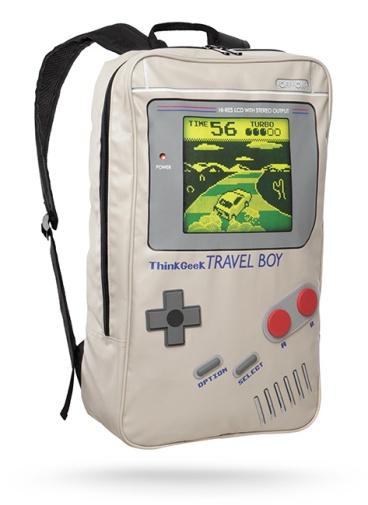 Travel Boy Rucksack 1