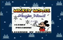 SGB Titel Mickey Mouse Magic Wand