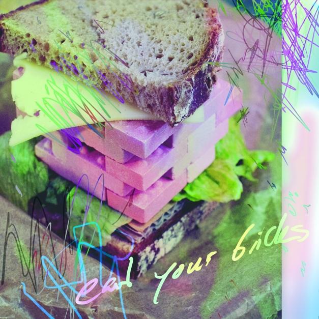 TRIAC - Eat your Bricks - cover