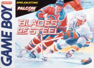 Blades of Steel Anleitung farbe