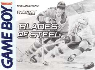 Blades of Steel Anleitung sw
