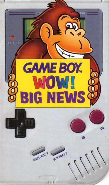 GB Wow Big News 11
