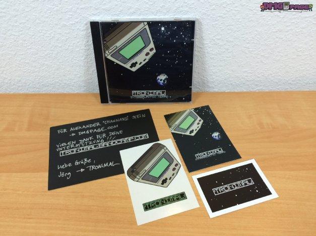 Intergalactic Nomad CD