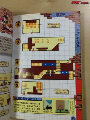 Wario Land 2 Strategy Guide Book 5