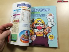 Wario Land 3 Nintendo offcial guide book 3
