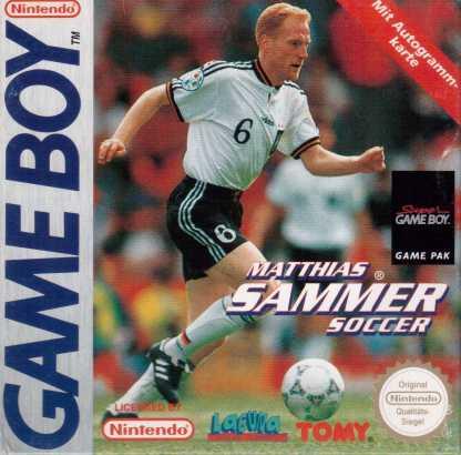 Matthias Sammer Soccer