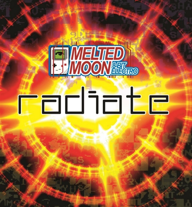 Melted Moon Radiate