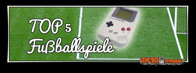 TOP 5 Fussballspiele