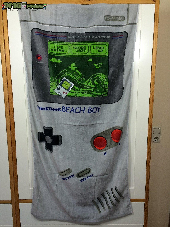 ThinkGeek Beach Boy Towel