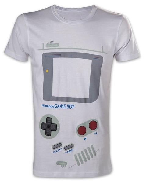 T-Shirt Gameboy Classic