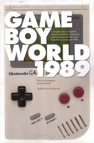 Game Boy World 1989 Vorderseite