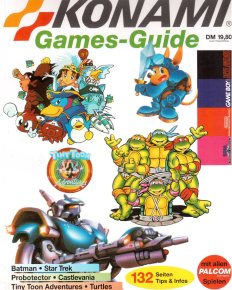Konami Games Guide (1)