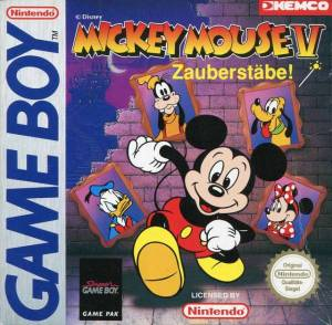Mickey Mouse V Zauberstäbe (6)