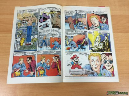 Nintendo Comic System GB 1
