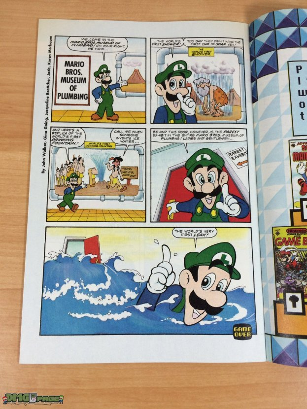 Nintendo Comic System GB 2