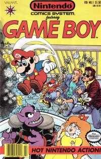 Nintendo Comic System GB 3