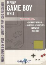 Meine Game Boy Welt Vorderseite