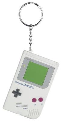 EMP Game Boy Schlüsselanhänger Vorderseite