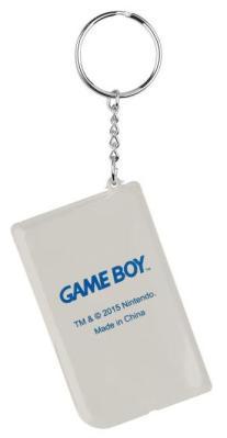 EMP Game Boy Schlüsselanhänger Rückseite neu
