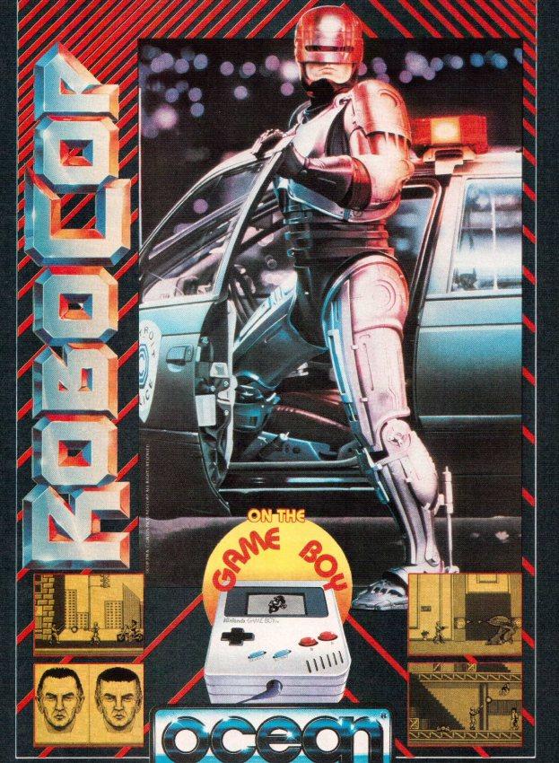 Werbung Robocop