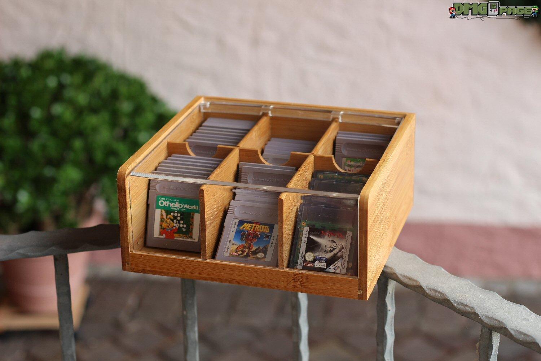 kesper teebox game boy spiele aufbewahrung dmgpage game boy blog. Black Bedroom Furniture Sets. Home Design Ideas