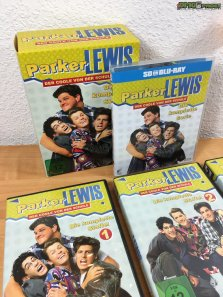 Parker Lewis DVD 1