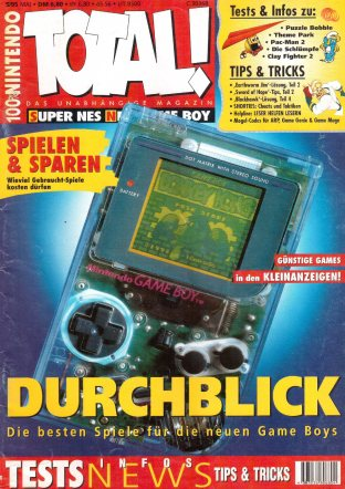 Total Mai 1995