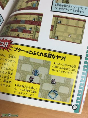 Wario Land 2 Perfect Guide Book Exemplar 3 (4)