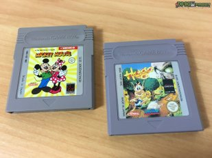 Kemco Capcom Vergleich (3)