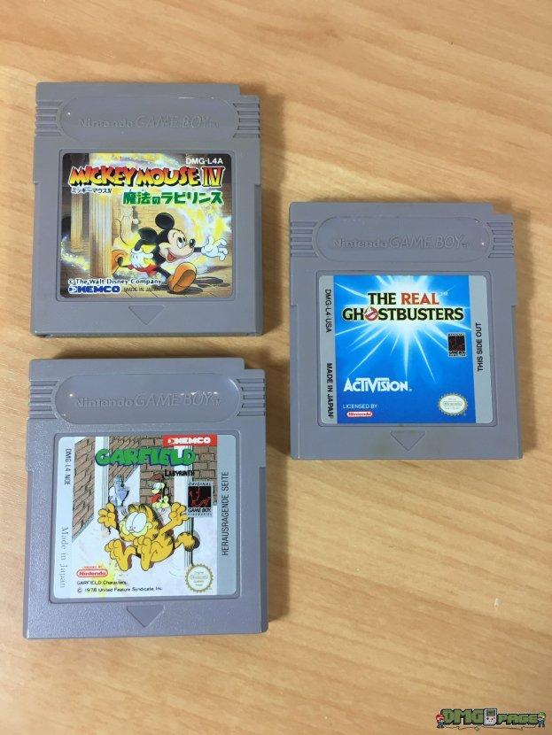 Kemco Capcom Vergleich (4)